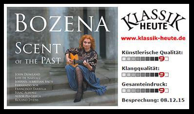 Bozena Wetchacz Klassisk Guitarist